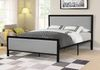Queen Upholstered Bed ONLY $189