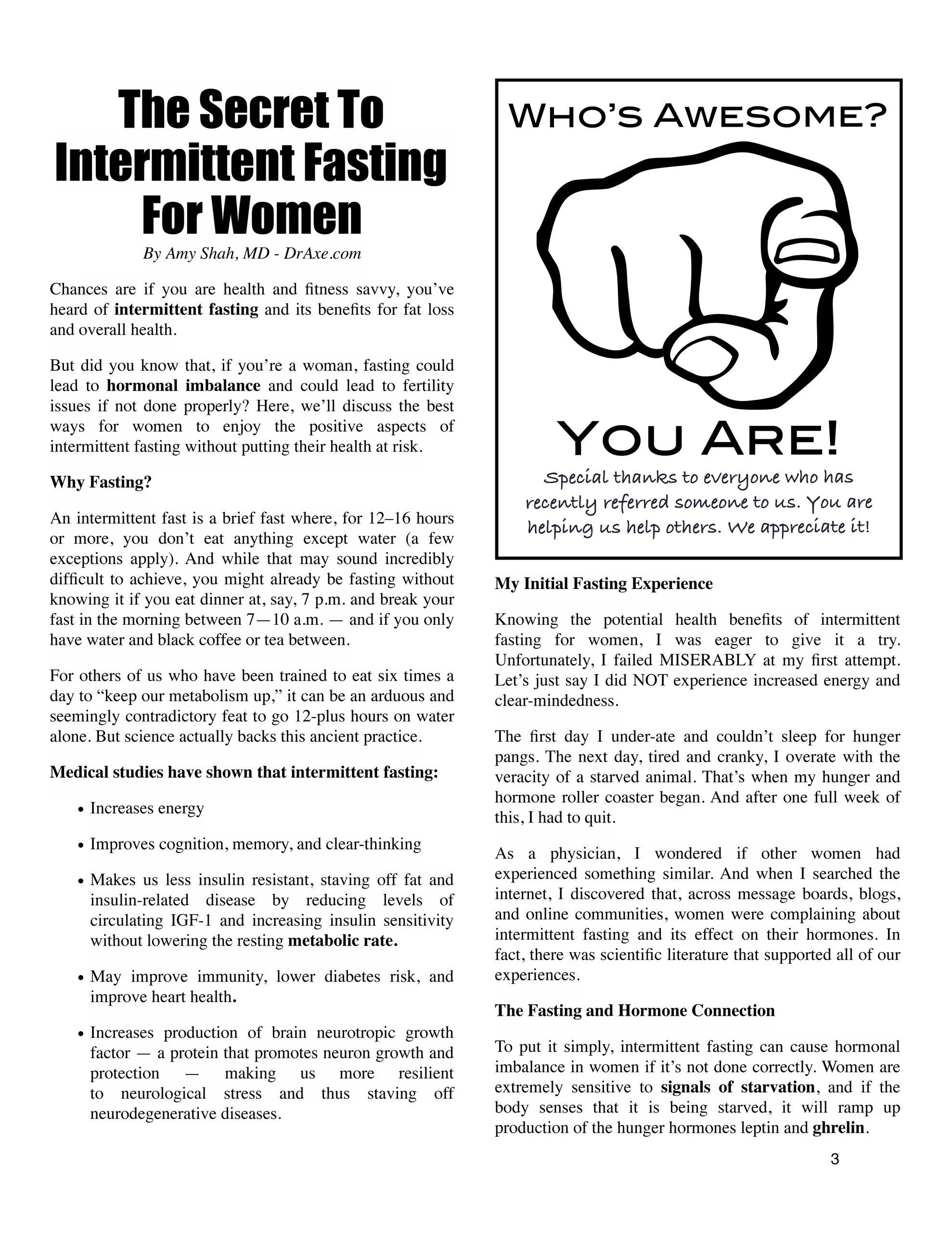 July Health Newsletter