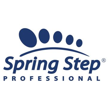 spring step shoes, orthotics