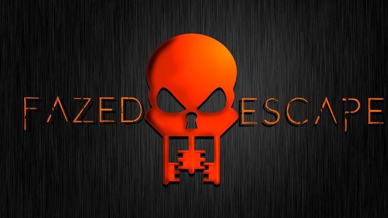 Fazed Escape Room logo