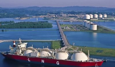 LNG TERMINAL GLOBAL OIL AND GAS TRADING