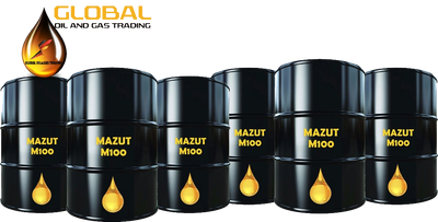 Mazut M-100 - Global Oil and Gas Trading