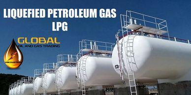 Liquefied Petroleum Gas (LPG)- Global Oil and Gas Trading