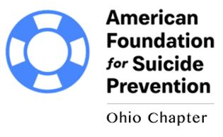 American Foundation for Suicide Prevention logo-Ohio