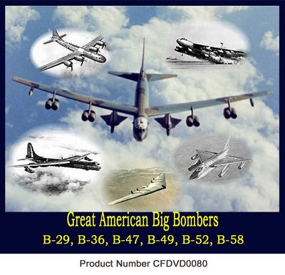 DVD on Great American Bombers