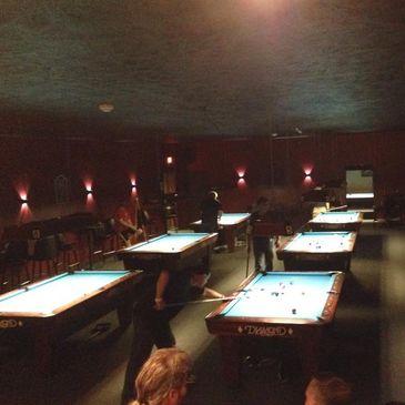 BHindthe8Ball - Pool Hall, Billiards, Pool Table