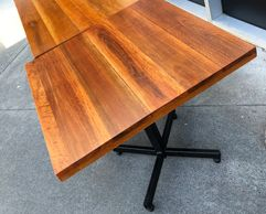 Cafe Table Bases And Table Leg including timber restaurant table tops