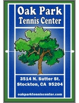 OAK PARK TENNIS CENTER