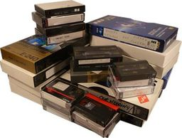 vhs, vhsc, 8mm, hi8, mini dv, dvd transfer, conversion