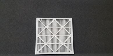 PLEATED AIR FILTER  Part PDF24242