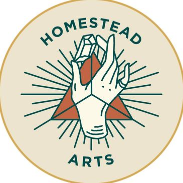 Homestead Arts Workshops recipes beauty and wellness products