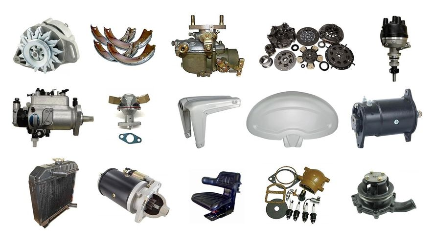 AC Tractor Parts - AC Tractor Parts, Agricultural Parts