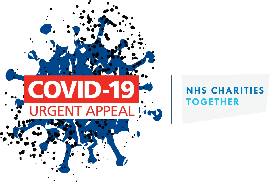 NHS Charities Together - COVID-19 Urgent Appeal logo