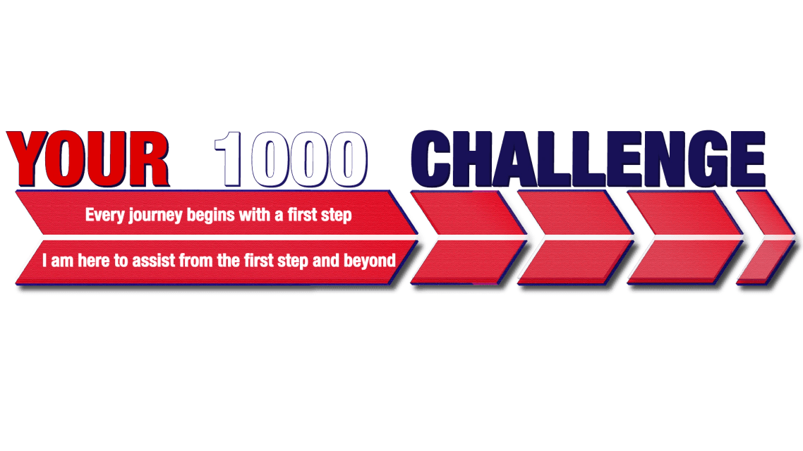 YOUR1000CHALLENGE