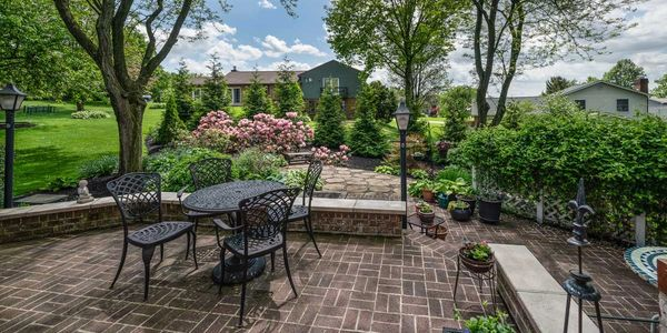 Impeccably maintained home on quiet cul-de-sac in Scot-Greene Estates, adjacent to Chambersburg Coun