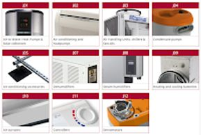 Air Handling, Air Conditioning & Heat Pumps