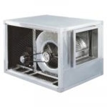 Centrifugal Box Fans & Double Inlet Belt Driven Fans