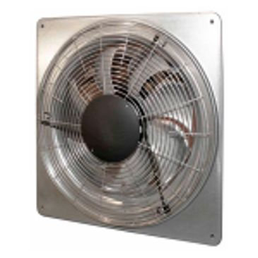 Plate Mounted & Ring Axial Fans