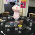 Grease Themed Table Centrepiece