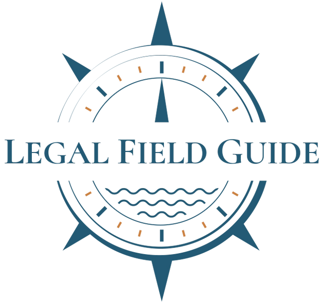 Legal Field Guide Law Firm personal injury estate planning business planning Lisa Field