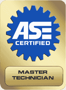 Our Tech is ASE certified Master Mechanic 25 years experience in all mechanicals and Electric repair