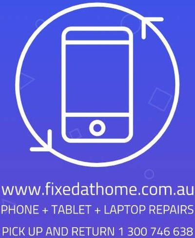 pick up drop off mobile phone repair sydney fixed at home seven hills roselands tablet and macbook