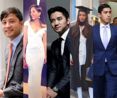 The 10 Most Eligible Malaysians