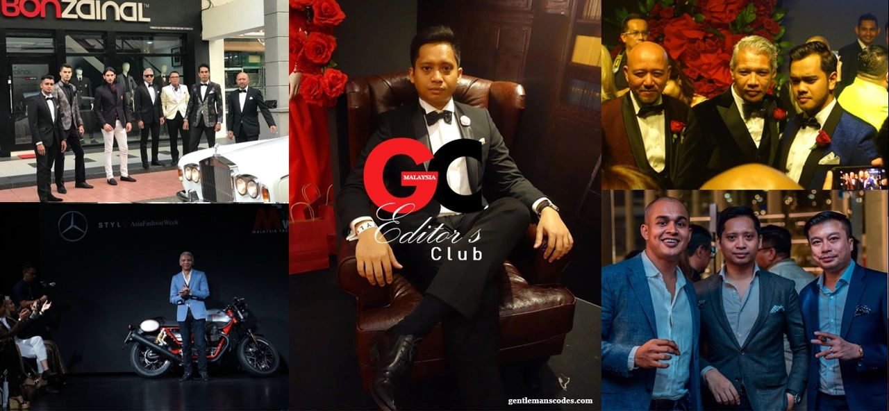 GC Magazine welcomes a new platform for Malaysian Gentlemen