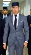 Tunku Panglima Johor Tunku Abdul Rahman could well be our new go-to boardroom style icon.