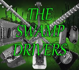 Swamp Drivers CD cover
