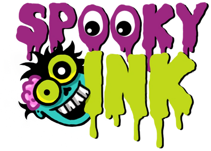 Our unique line of Spooky themed kid's books includes fun picture books for children and young adult