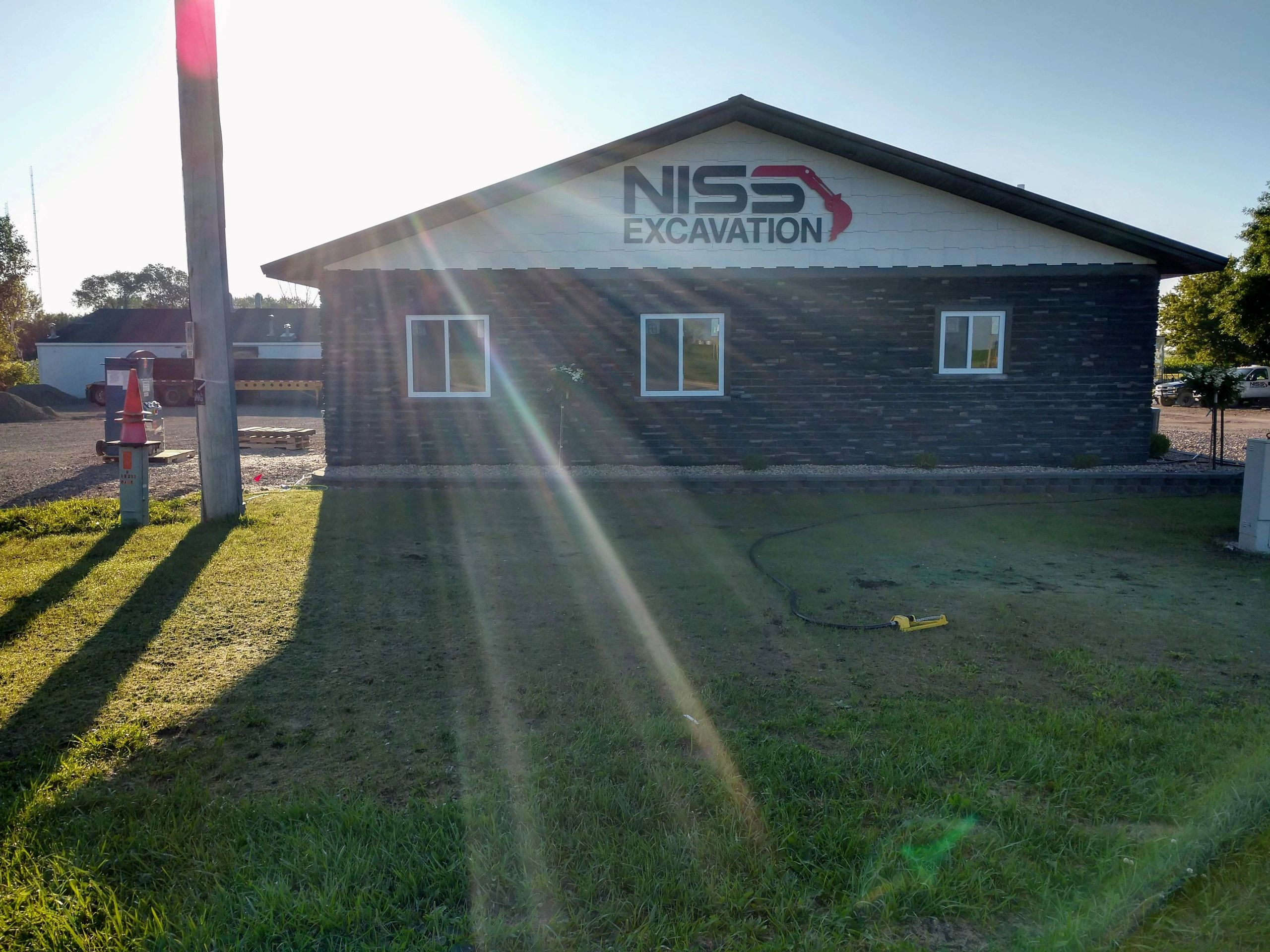 NISS New Office come by and see us at 3609 S Federal Ave. Mason City, Ia