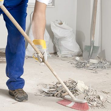 Post construction cleaning service commercial cleaning service