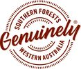 Genuinely Southern Forests Western Australia colour logo