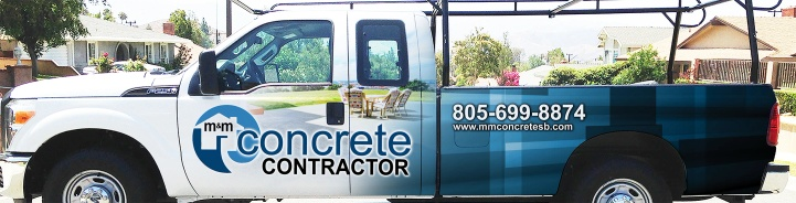 M&M concrete contractor