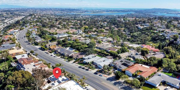 San Diego Real Estate Drone Photo