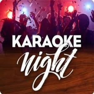 Come and sing the night away with your friends starting at 9:30 PM