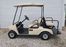 2012 club car ds 48 volt electric golf cart with brand new rear flip seat has 2015 battery's, comes with automatic club car charger. $ 2,600