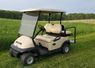 2013 club car precedent 48-Volt electric with charger, windshield and new rear flip seat $2,800