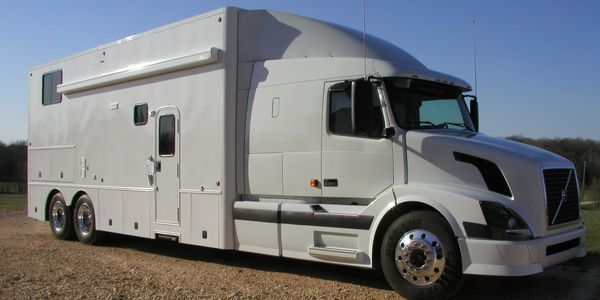 Hawk Engineering Inc. RV truck conversion