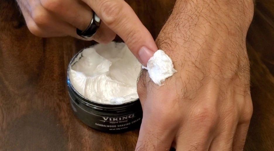 Viking Beard Brand Beast Shaving Cream