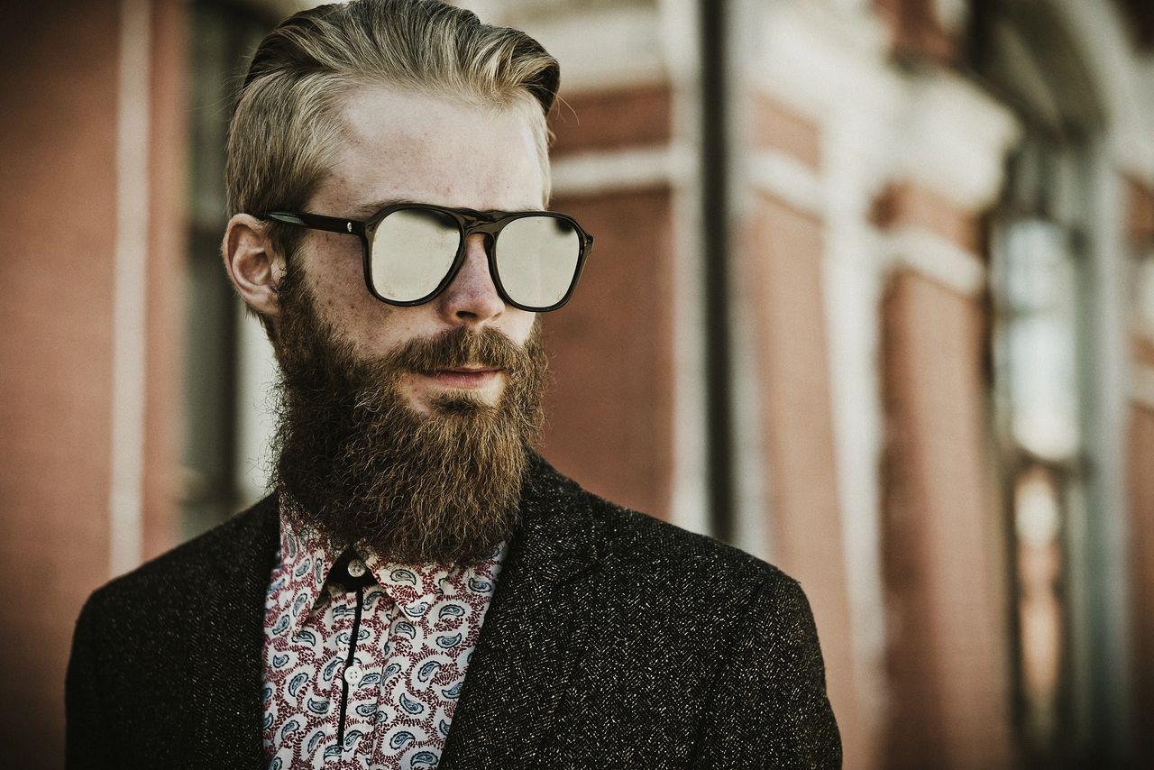 viking beard brand beard brush and comb set