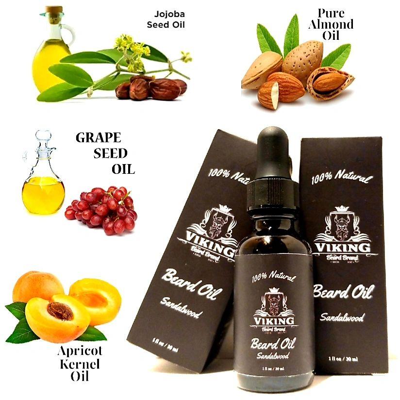 best organic beard oil