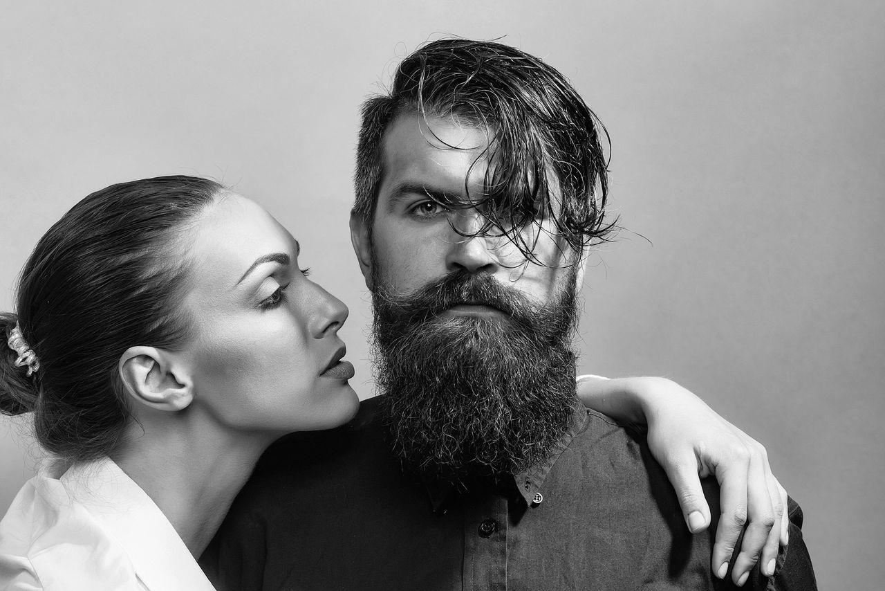 Healthy Beard Grooming