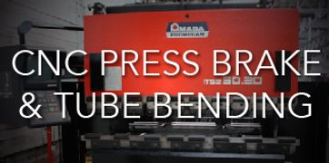 CNC Press Brake & Tube Bending, Shearing, Ermak CNC Hap, Adira, Amada, Ercolina Mandrel Bender