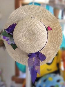 Easter bonnet at the thrift shop
