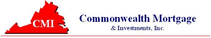 Commonwealth Mortgage & Inv.