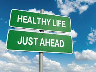 Your healthy life IS just ahead!  Come in and we'll help you.