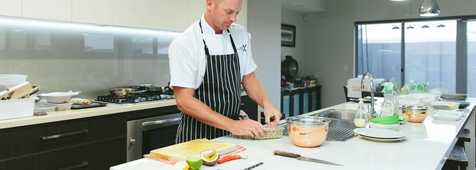 Private Chef Hire Perth, Personal Chef Hire, Hire a chef for a party, private dinner party catering.