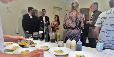 Hiring a chef for a party in Perth in the comfort of your own home or venue with Perth Chef Hire